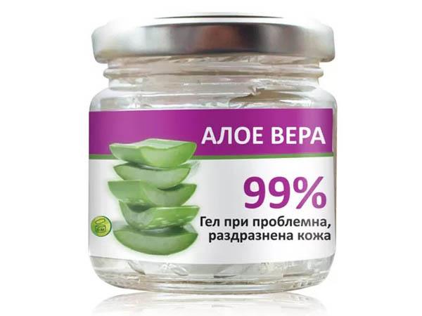 Алое Вера 99%, гел, 100 мл