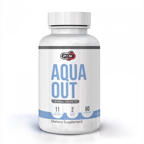 Aqua out, 120 капсули, Pure Nutrition