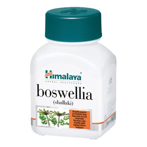 Босвелия (Boswellia), 60 капсули, ключът към здрави стави