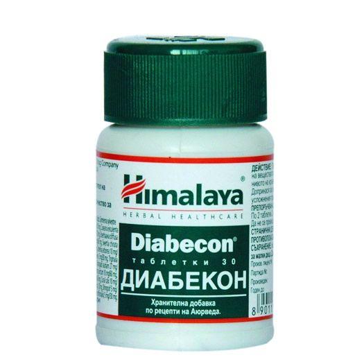 Диабекон (Diabecon), 30 таблетки, за нормална кръвна захар