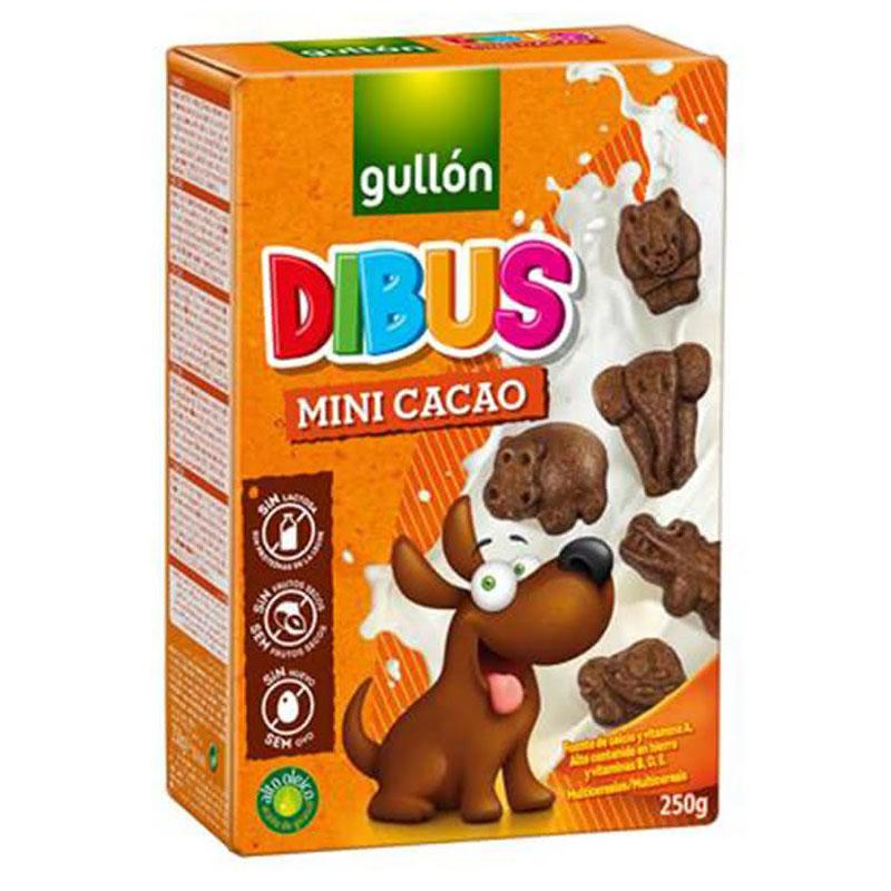Дибус (Dibus), пълнозърнеста закуска, 250 гр