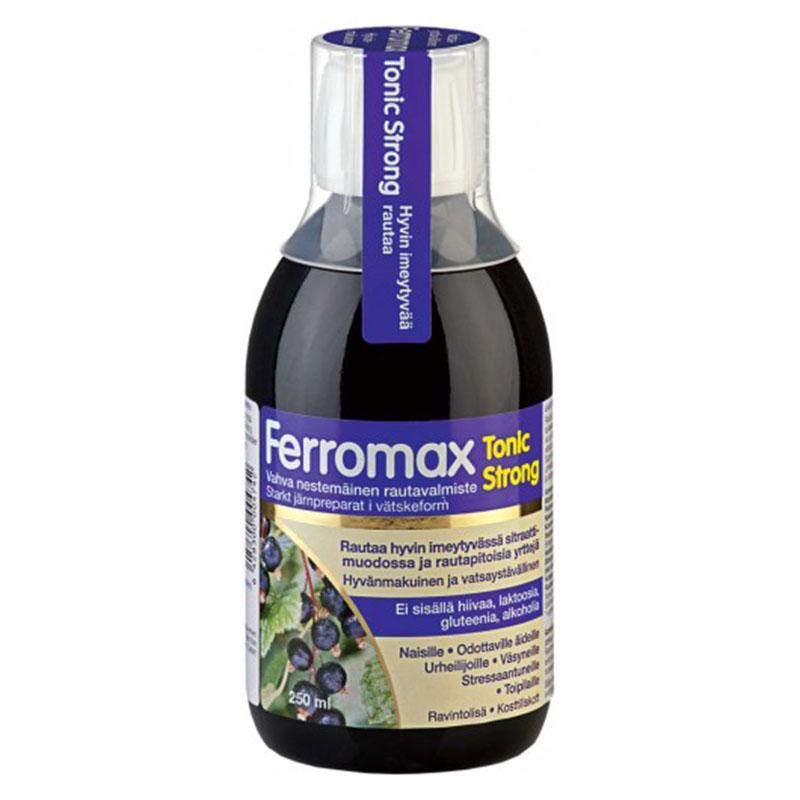 Феромакс Тоник Стронг (Ferromax Tonic Strong), 250 мл