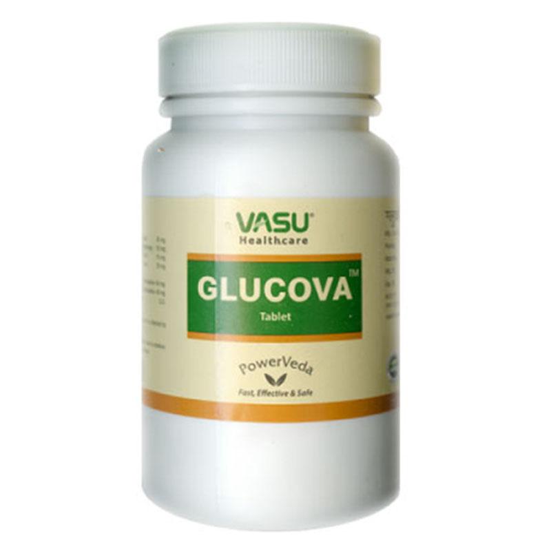 Глюкова, Glucova, 120 таблетки, ТНТ21