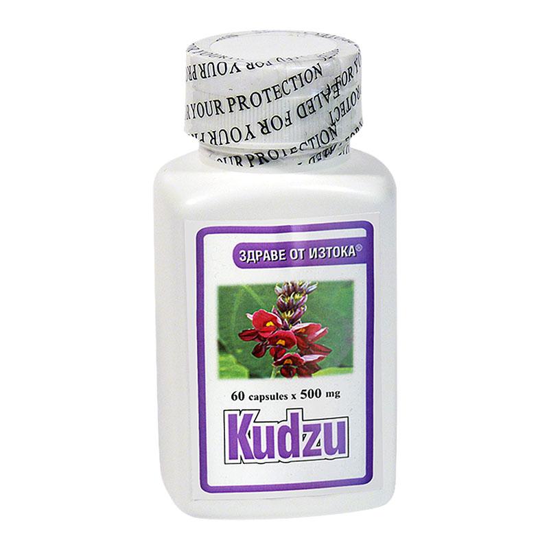 Кудзу, Kudzu, 60 капсули