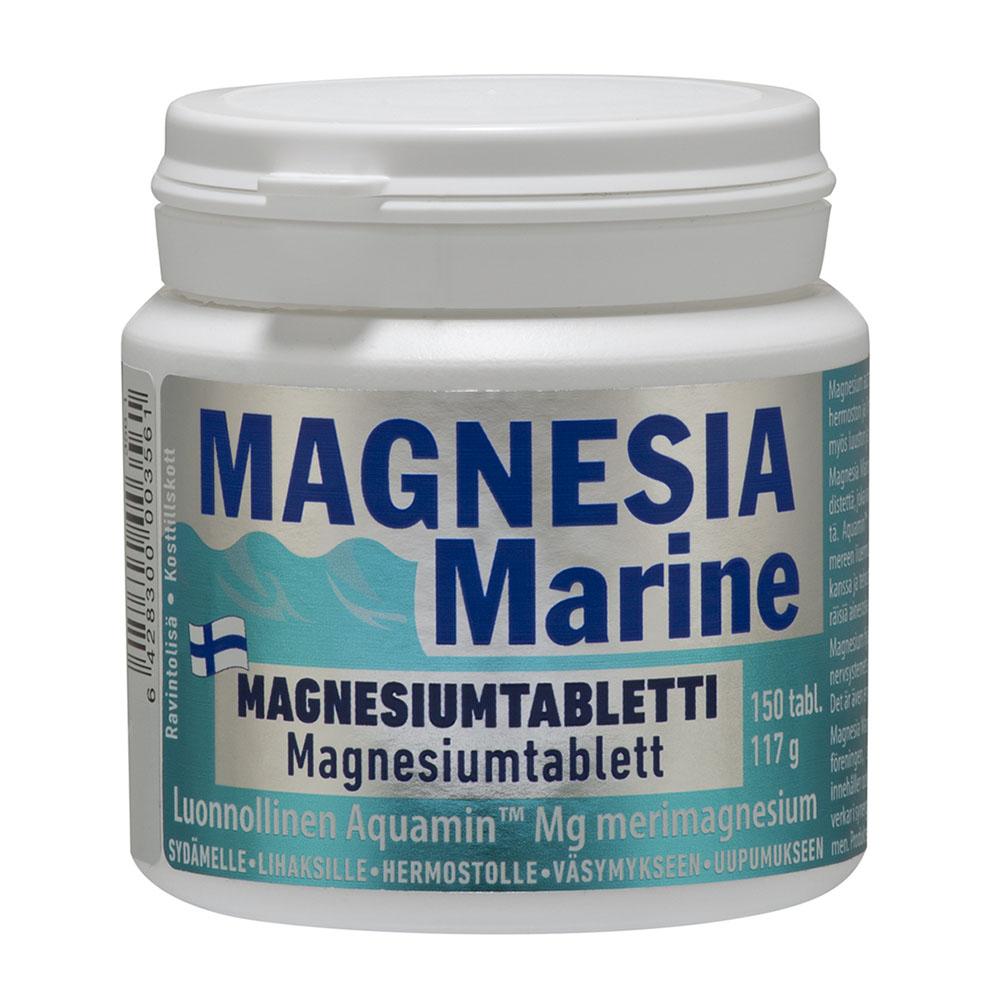 Магнезий Марине (Aquamin™Mg), 150 таблетки
