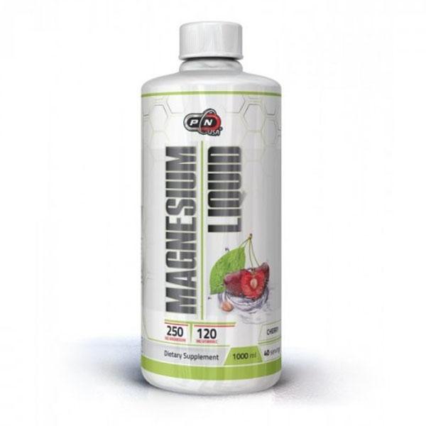 Magnesium Liquid + Vit C, 1000 ml, Pure Nutrition