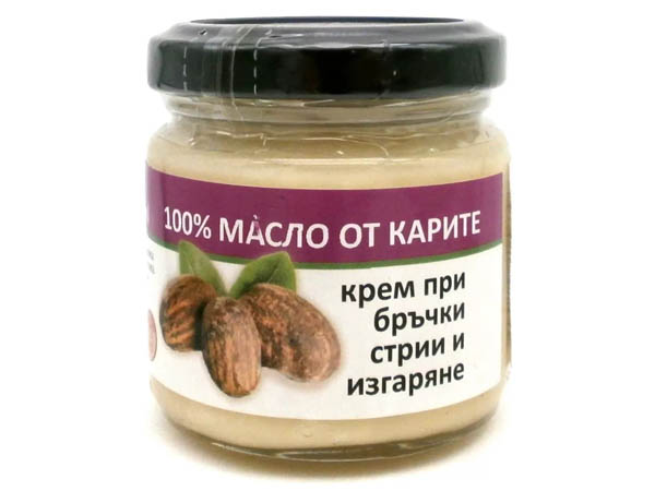 Био масло Карите 100%, 100 мл