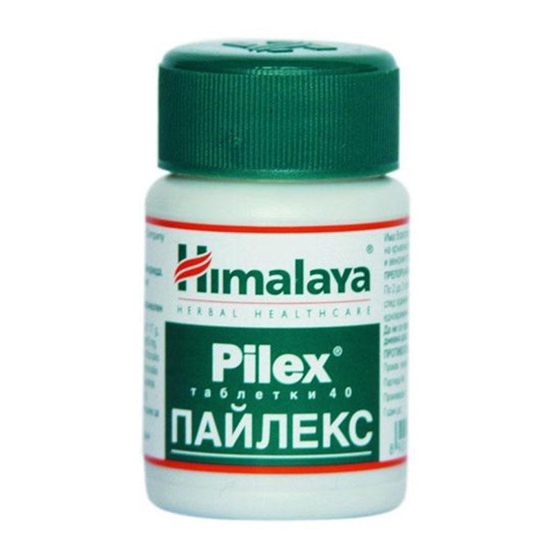 Пайлекс (Pilex), 40 таблетки, за нормално функциониране на кръвоносните съдове