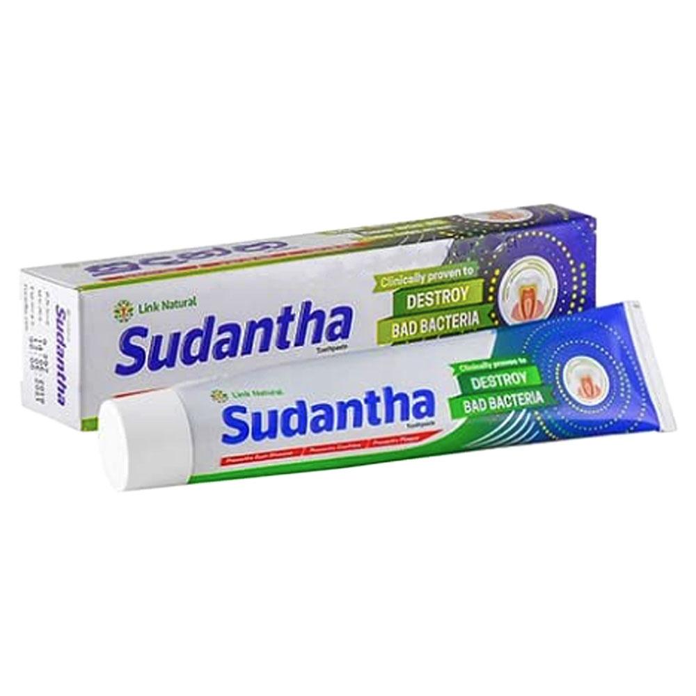 Билкова паста за зъби Суданта