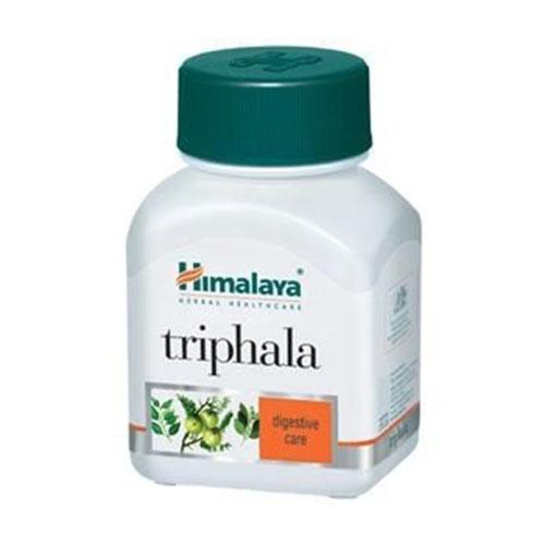 Трифала (Triphala), 60 капсули, за добро храносмилане