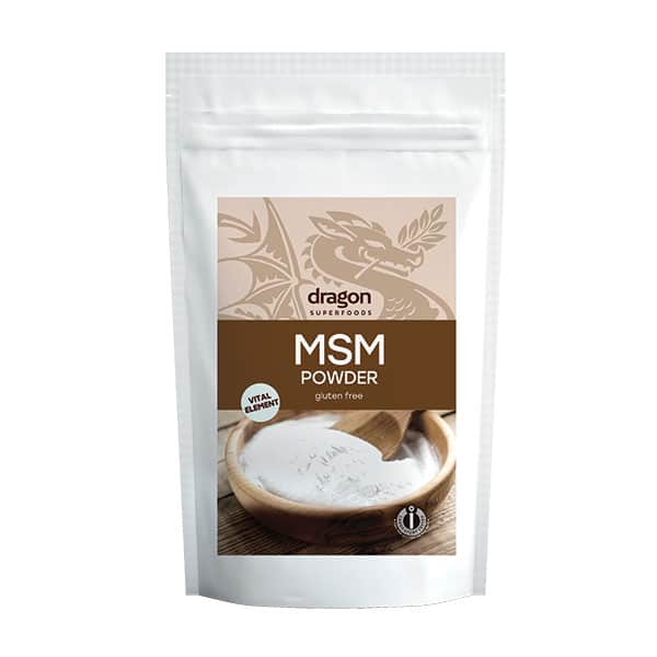 MSM на прах, 200 гр