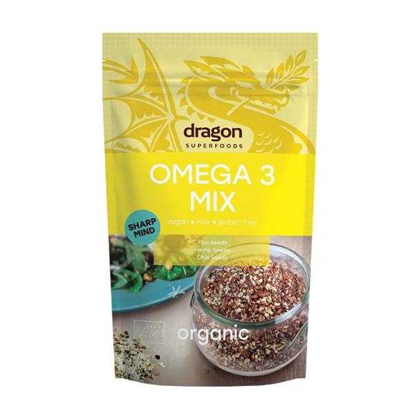 Био Функционален Omega 3 Mix, 200 гр