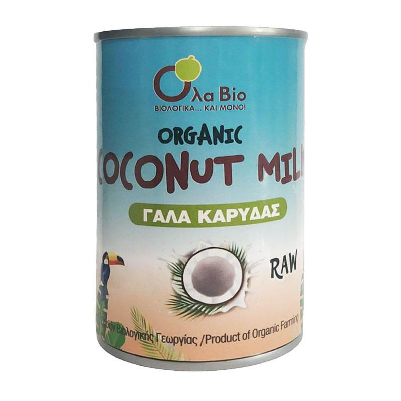 Био Кокосово мляко, Ola Bio, 400 мл