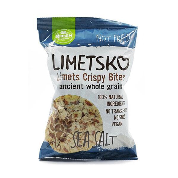 Чипс Лимецко с вкус на морска сол, 60 гр.